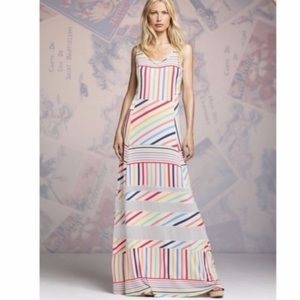 Peter Som for Design Nation Striped Maxi (XS)